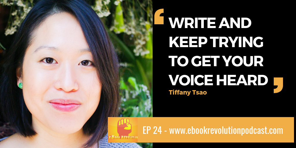 eBook Revolution EP 24 - Tiffany Tsao